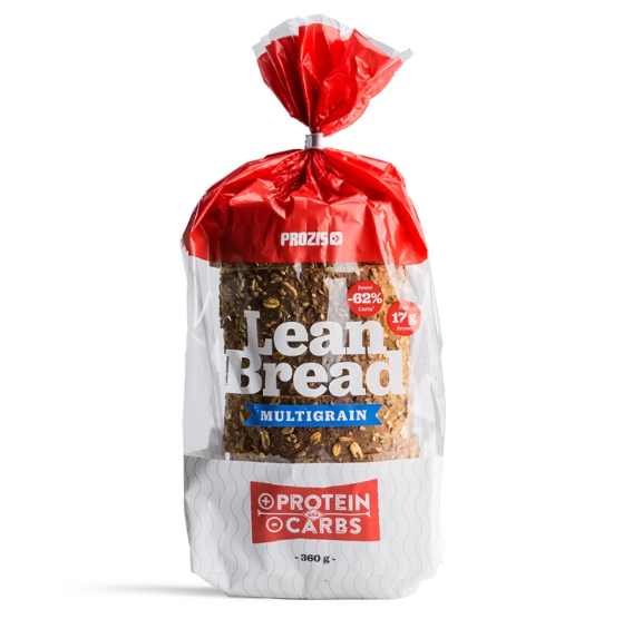 Lean Bread Multigrain 360g - Pain multi graines protéiné