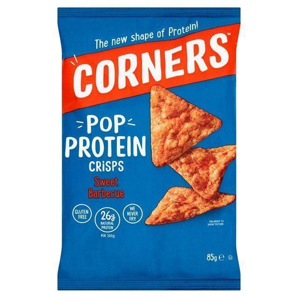 Pop Protein Crisps - Corners