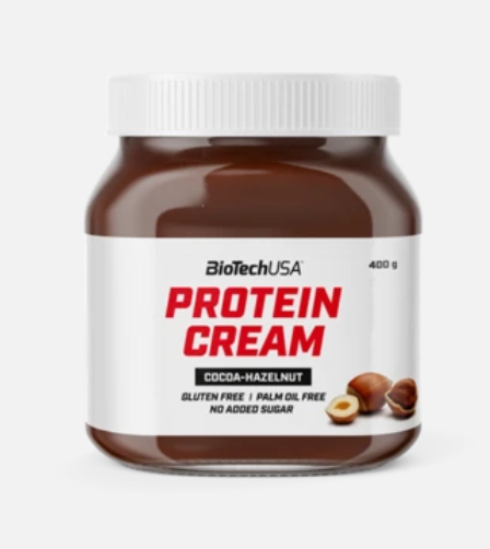 Protein Cream 400g - Biotech Usa