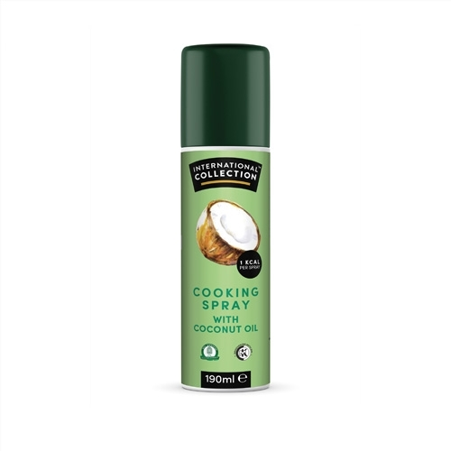 Spray de cuisson 190ml - International Collection