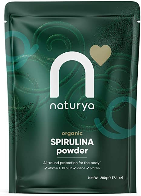 Spiruline Bio - Naturya superfood