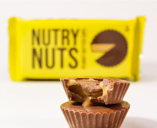 "Biscuits "" Peanut Butter Cups "" - Nutry Nuts"