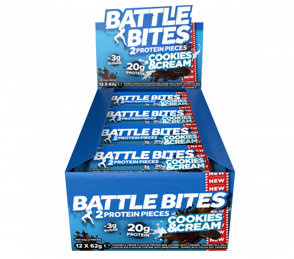 Battle Bites - Battle oats