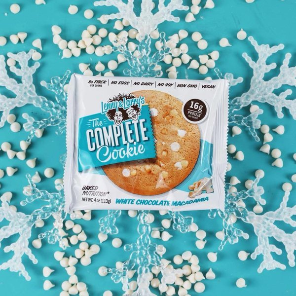 Complete Cookie Vegan - Lenny and Larry