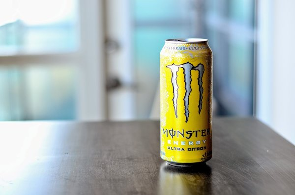 Monster Ultra Energy Sans sucres - 500ml