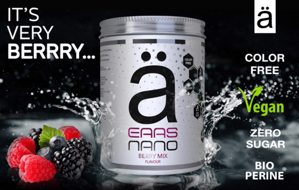 Eaa Vegan sans colorants - Nano