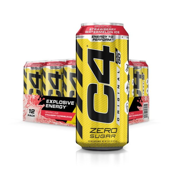 C4 on the go - Cellucor